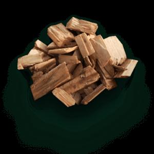 grobi lesni sekanci